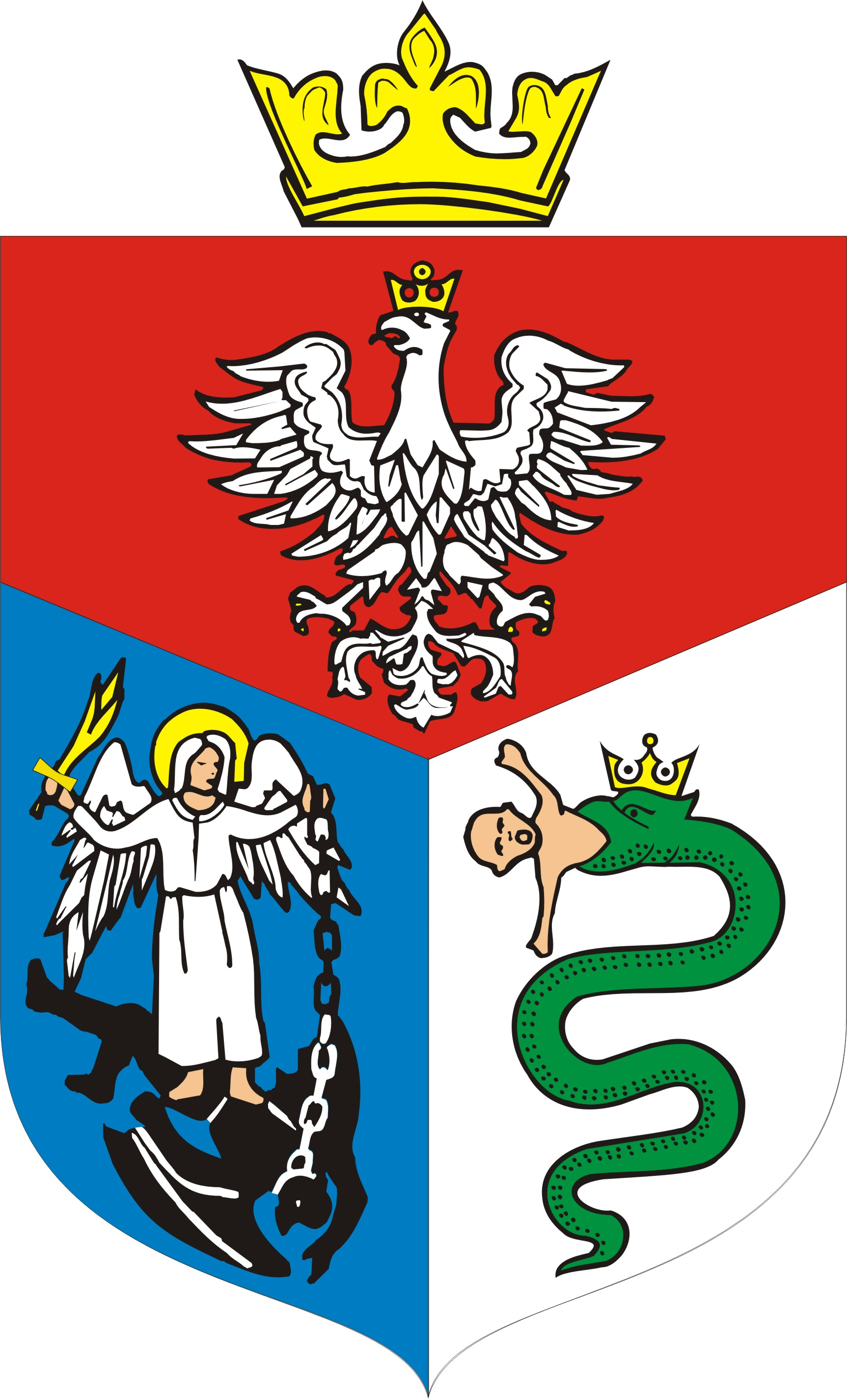 Herb Miasta Sanok